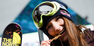 The Best Female Snowboarders