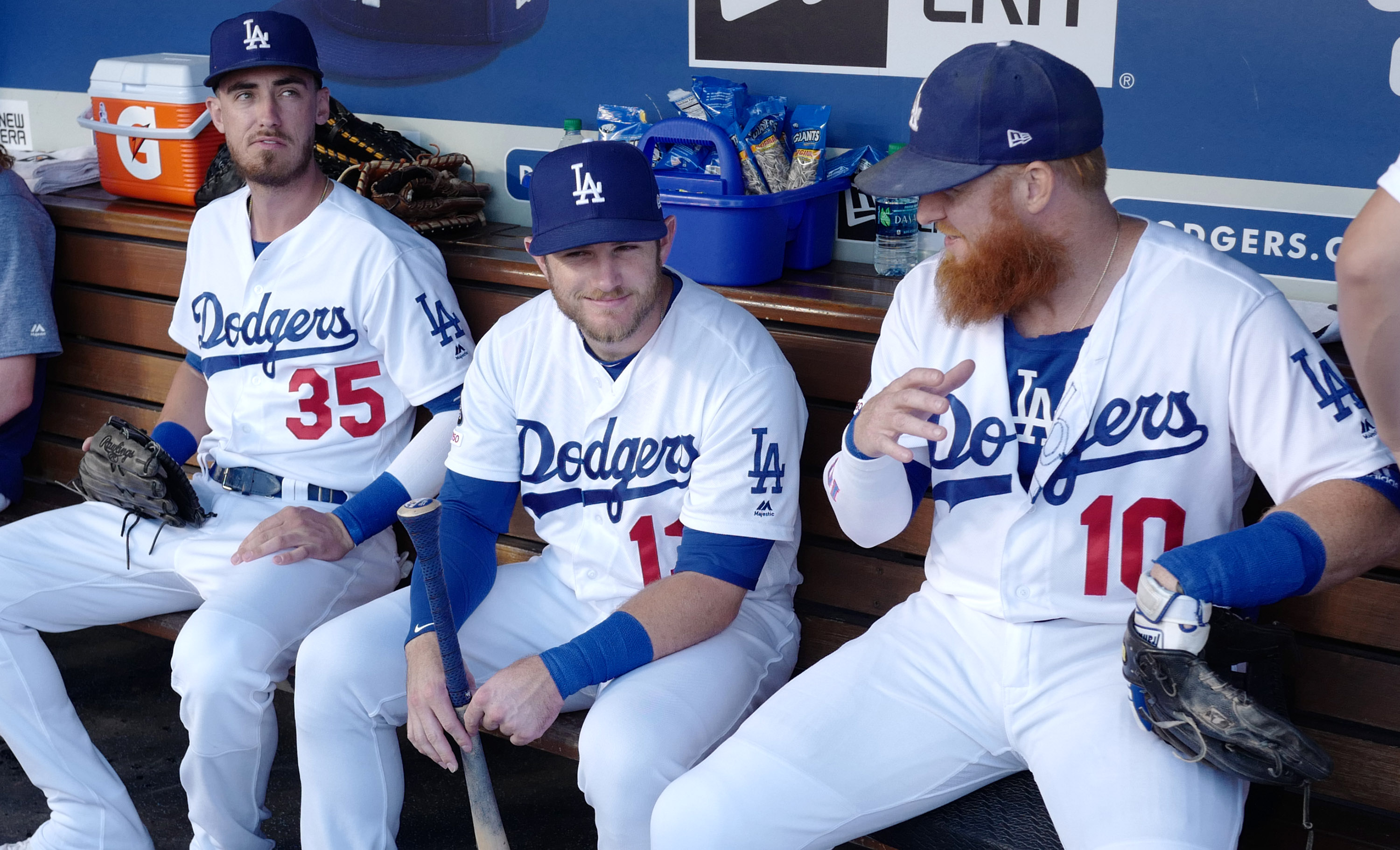 Check Out the Key Players for the Dodgers