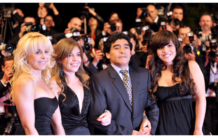 Maradona Inheritance Can Be Disputed By Up to 11 Children